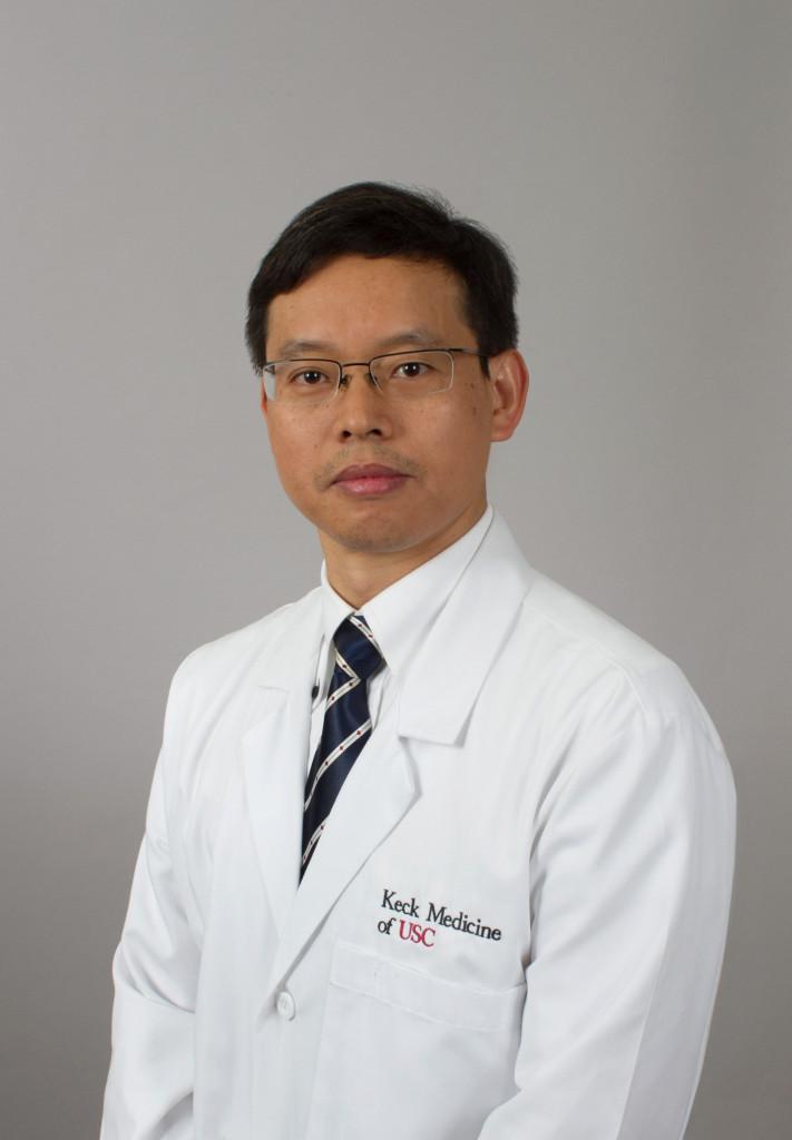 Principle Investigator – Pinghui Feng Lab